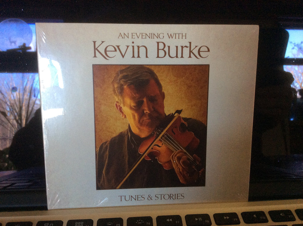 An Evening With Kevin Burke - Tunes & Stories