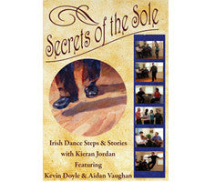 Secrets of the Sole - Kieran Jordan