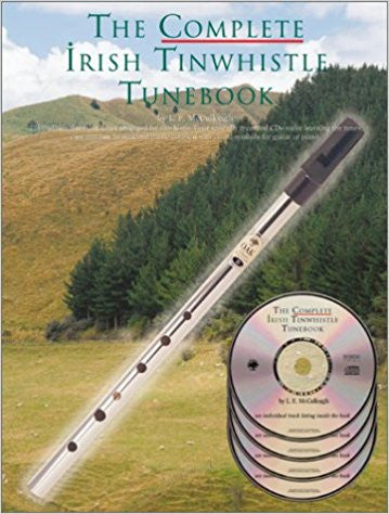 The Complete Irish Tin Whistle Tune book - L.E.McCullough