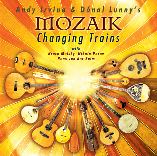 Changing Trains - Mozaik