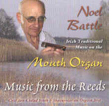 Music From The Reeds - Noel Battle