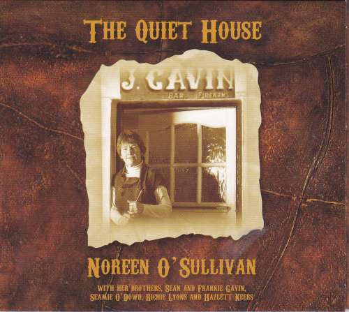 The Quiet House - Noreen O Sullivan