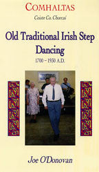 Old Traditional Irish Step Dancing DVD - Joe O'Donovan