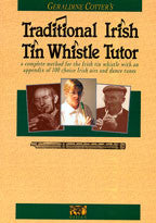 Traditional Irish Tin Whistle Tutor - Geraldine Cotter