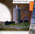The Russell Family - cassette
