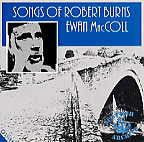 Songs of Robert Burns - Ewan MacColl - cassette