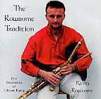 The Rowsome Tradition - Kevin Rowsome - CD With Leo Rowsome
