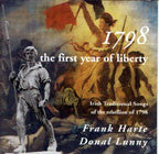 1798 - First Year of Liberty - Frank Harte