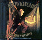 Irish Volunteer - David Kincaid - CD
