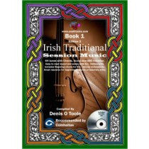 IRISH TRADITIONAL SESSION MUSIC - BOOK 1 + CD
