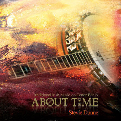About Time - Stevie Dunne
