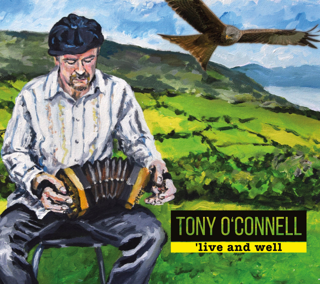 'live and well - Tony O'Connell