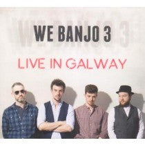 Live in Galway - We Banjo 3