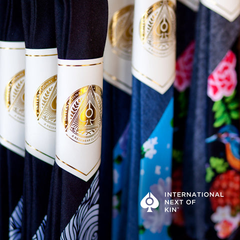 International Next of Kin_INK_Menswear_Neckwear_Skinny Ties_01