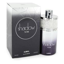 Ajmal Shadow Noir Eau De Parfum Spray By Ajmal