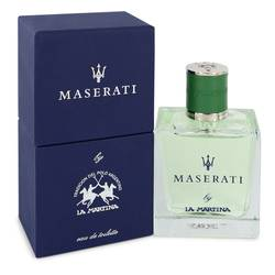 Maserati La Martina Eau De Toilette Spray By La Martina