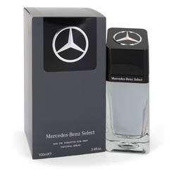 Mercedes Benz Select Eau De Toilette Spray By Mercedes Benz