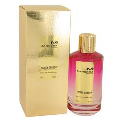 Mancera Roses Greedy Eau De Parfum Spray By Mancera