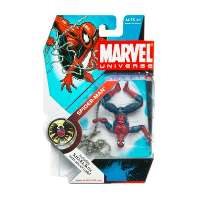Marvel Universe - Spider-Man Figure - Cyber City Comix