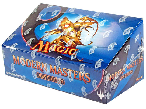 Magic the Gathering - Modern Masters 2015 Box - Cyber City Comix