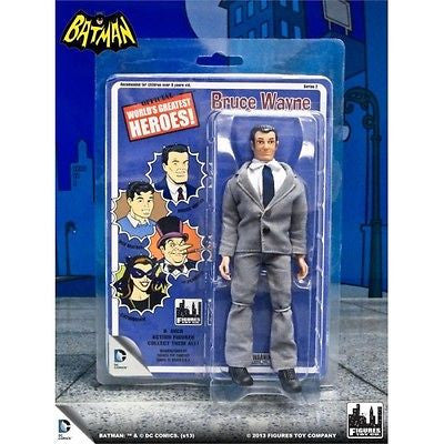 Batman Retro Series 2 - Bruce Wayne - Cyber City Comix