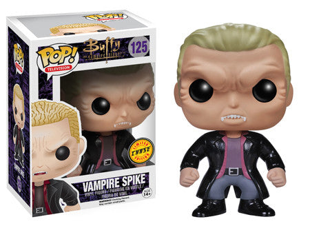 Buffy - Vampire Spike Limited Chase - Cyber City Comix