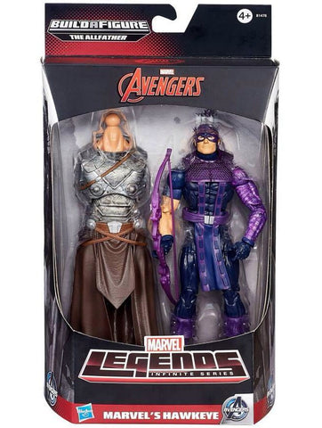 Marvel Legends - Hawkeye Figure - Cyber City Comix