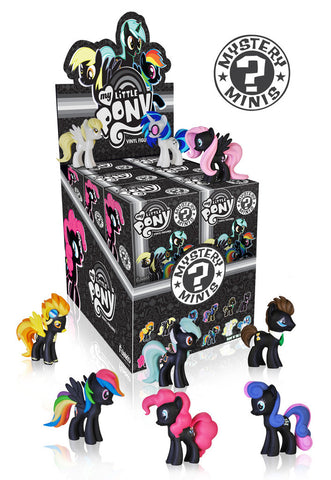 Mystery Minis: My Little Pony - Cyber City Comix