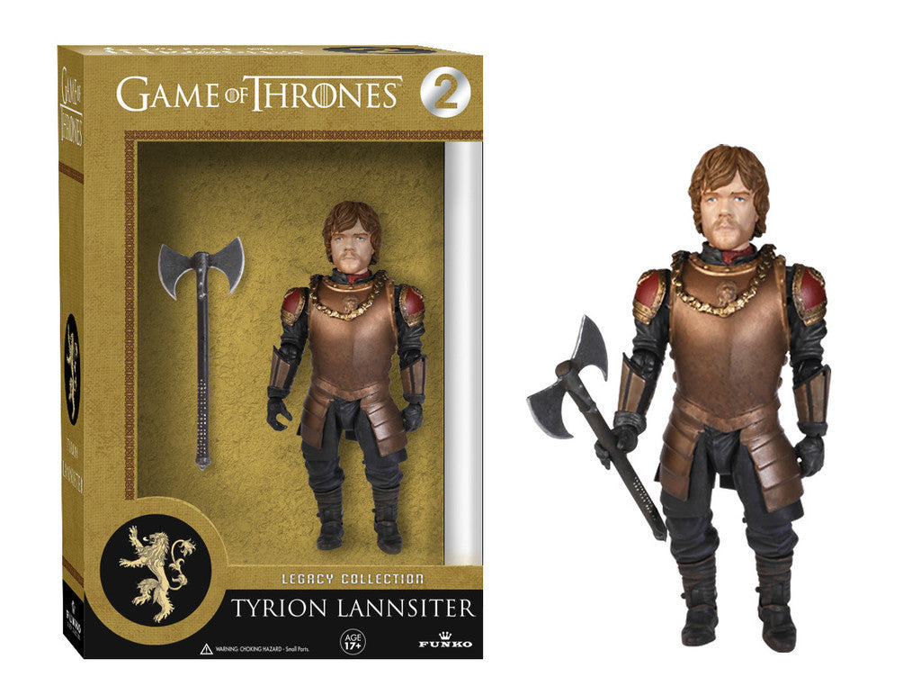 Game of Thrones Legacy Collection Series 1 - Tyrion Lannister - Cyber City Comix