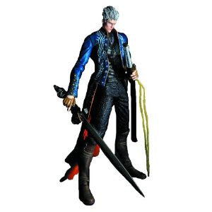 Devil May Cry - Vergil - Cyber City Comix