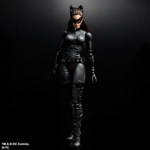 The Dark Knight Trilogy - Catwoman - Cyber City Comix