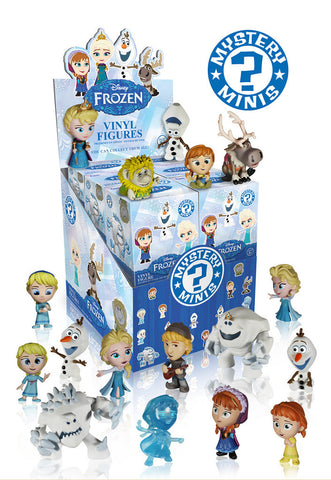 Mystery Minis: Frozen - Cyber City Comix