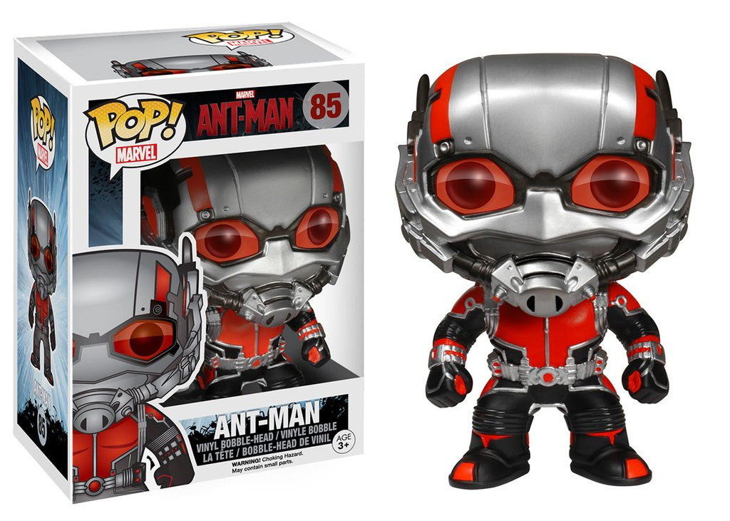 Ant-Man - Ant-Man - Cyber City Comix