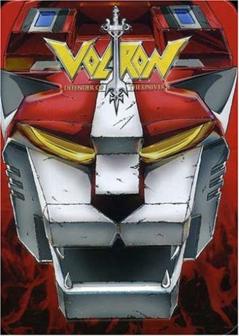 Voltron Defender of the Universe Collectors Ed Vol 4 DVD Tin - Cyber City Comix