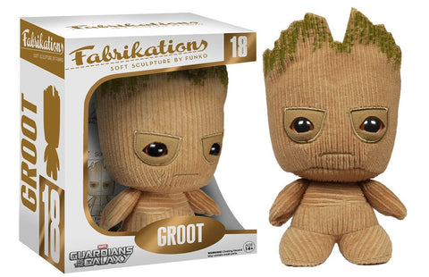 Fabrikations: Groot 18 - Cyber City Comix