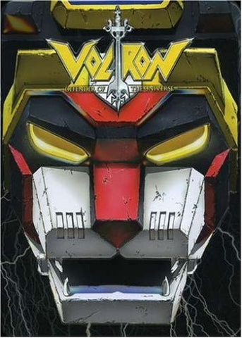 Voltron Defender of the Universe Collectors Ed Vol 5 DVD Tin - Cyber City Comix
