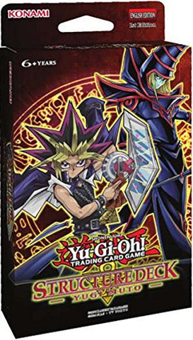 Yugioh - Structure Deck Yugi Muto - Cyber City Comix