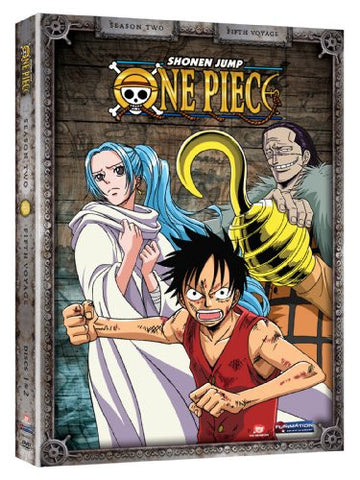 One Piece - Season Two: Fifth Voyage DVD - Cyber City Comix