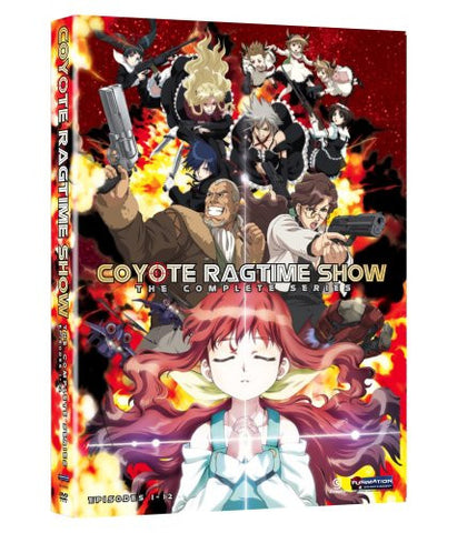 Coyote Ragtime Show: Complete Series DVD Box Set - Cyber City Comix