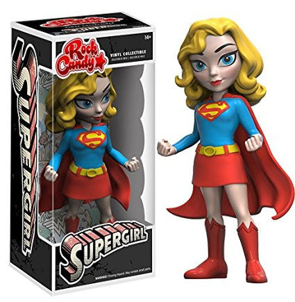 Rock Candy: Supergirl Action Figure - Cyber City Comix