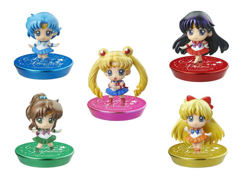 Petit Chara - Sailor Moon Glitter Version Blind Box - Cyber City Comix
