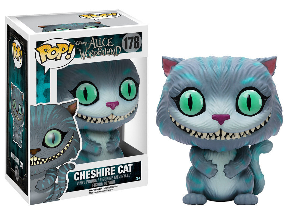 Alice in Wonderland - Cheshire Cat - Cyber City Comix