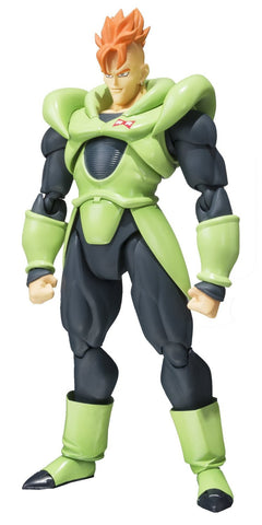 Dragon Ball Z - Android 16 - Cyber City Comix