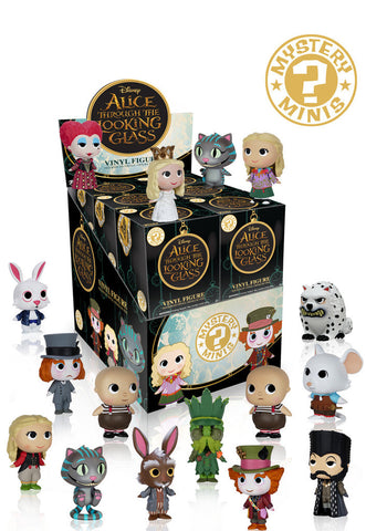 Mystery Minis: Alice Through The Looking Glass - Cyber City Comix