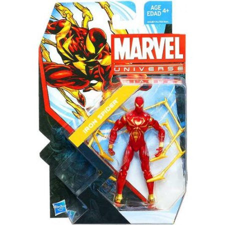 Marvel Universe - Iron Spider Figure - Cyber City Comix