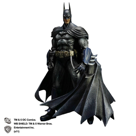 Batman Arkham Asylum - Batman Armoured - Cyber City Comix
