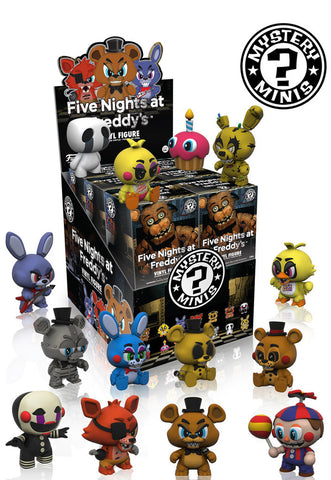 Mystery Minis: Five Nights at Freddy's - Cyber City Comix