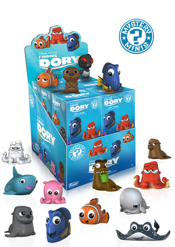 Mystery Minis: Finding Dory - Cyber City Comix