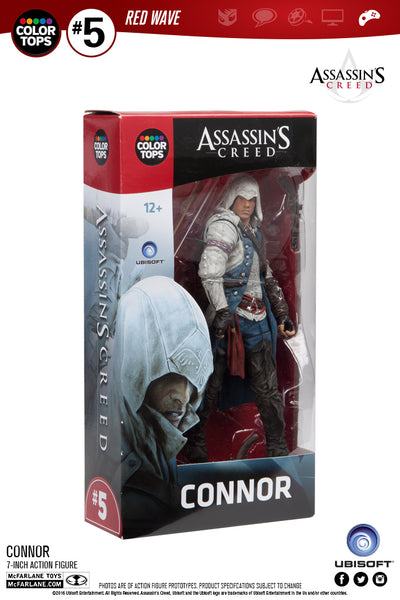 Assassins Creed - CT Red Connor figure