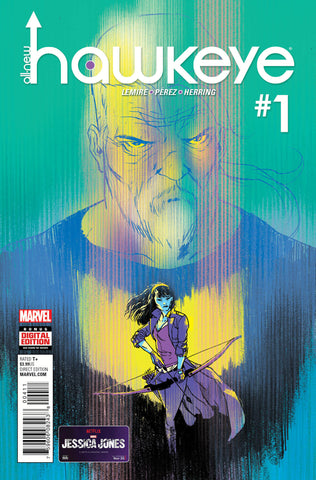 All New Hawkeye (2015) #1-4 - Cyber City Comix